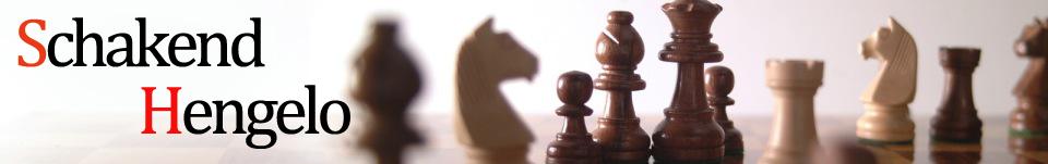 schaakverenigingen HSC Stork en JSV Minerva